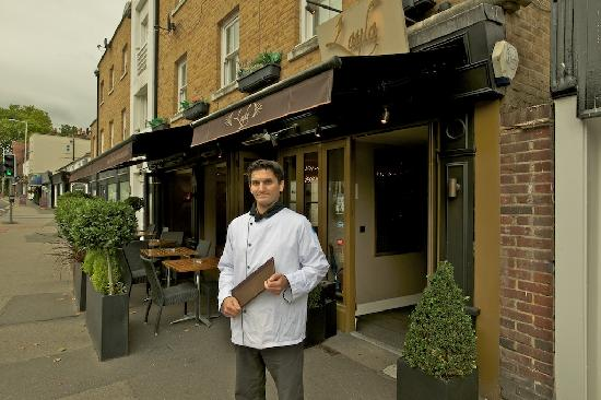 Esher, UK: Head Chef - Jean Ghanem