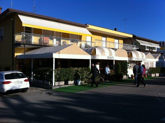 Eraclea, Italien: Trattoria da Mimmo.