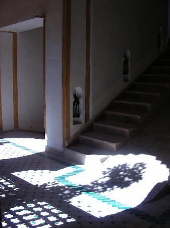 Dar Jnan Tiouira: lumière