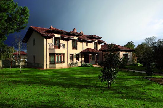 Hotel Rural Arpa de Hierba : Exterior