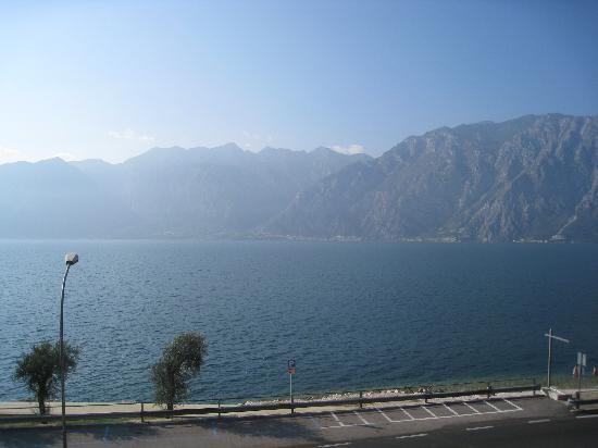 Hotel Vela Azzurra: View from 201