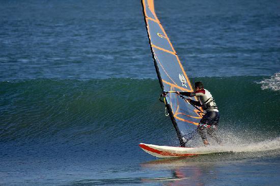 SoloSports Adventure Holidays: windsurf