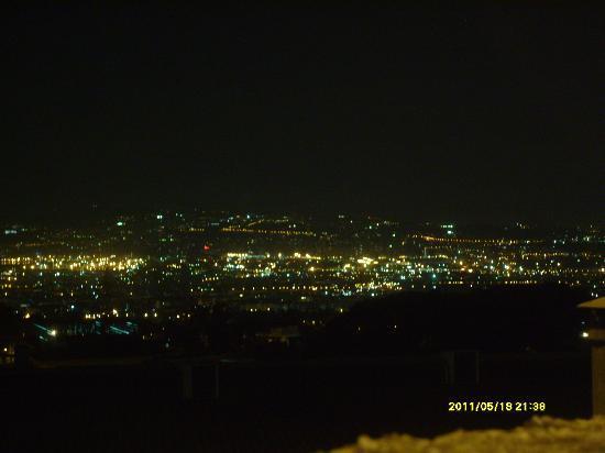 Veduta Del Golfo Di Napoli Di Notte Fuori Dall Albergo Fotografia De Andris Hotel Ercolano Tripadvisor