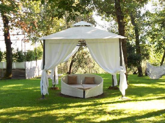 Grand Hotel Nastro Azzurro & Occhio Marino Resort: Hotel Gardens