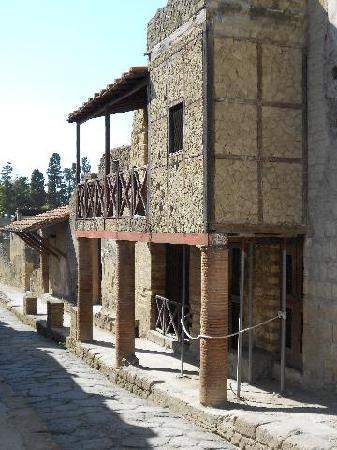 Grand Hotel Nastro Azzurro & Occhio Marino Resort: Herculaneum