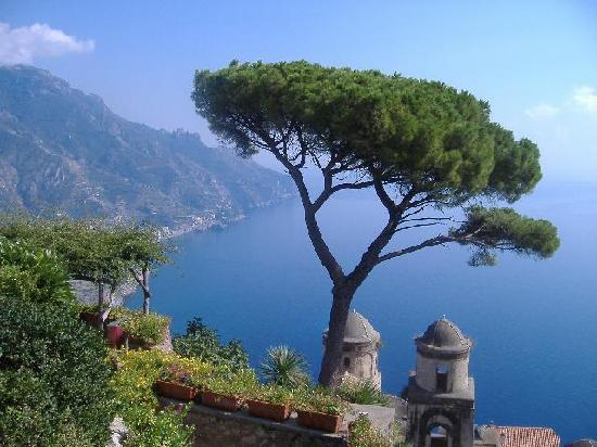 Grand Hotel Nastro Azzurro & Occhio Marino Resort: Ravello