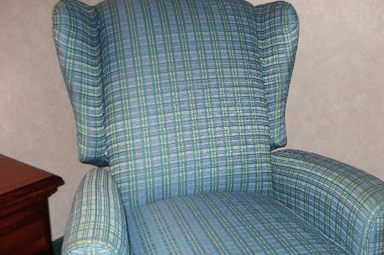 Hampton Inn Dubois: pretty chair