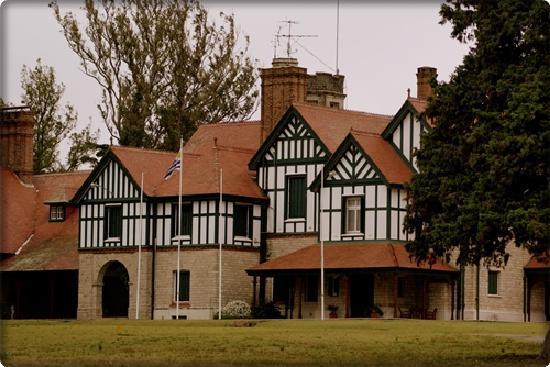 Parque Anchorena: Residencia Presidencial