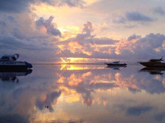 Stana Puri Gopa Hotel : Sanur Beach Sunrise II