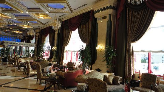 Club Hotel Sera: Hall de réception 2