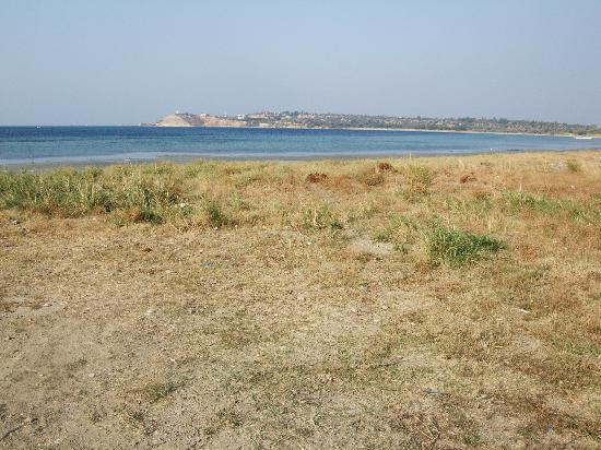 Morto Bay looking towards Helles - Picture of Gallipoli ...