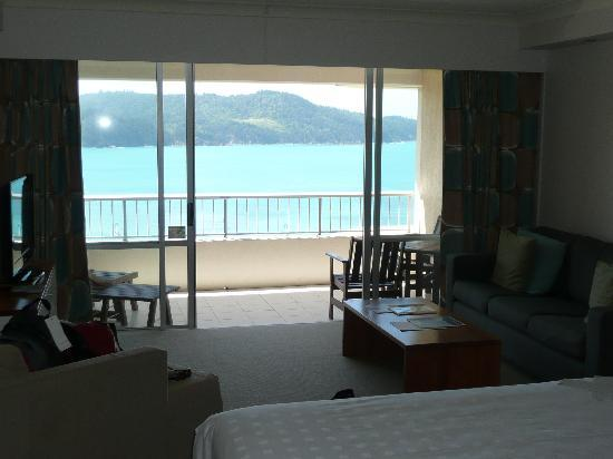 Reef View Hotel: Coral Sea View Room