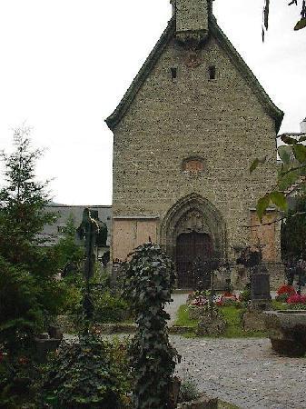 Margarethen Kapelle: view