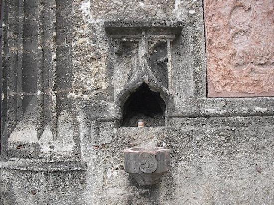 Margarethen Kapelle: detail