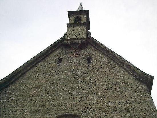 Margarethen Kapelle: flèche