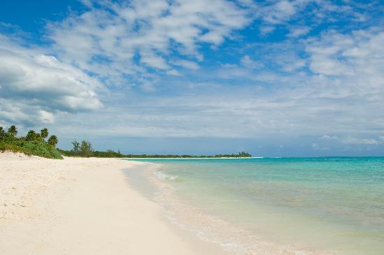 Paradisus Playa del Carmen La Perla: White Sand Beach v2