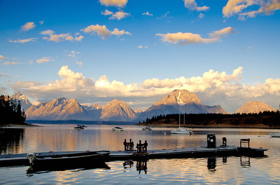 BrushBuck Wildlife Tours: Grand Tetons