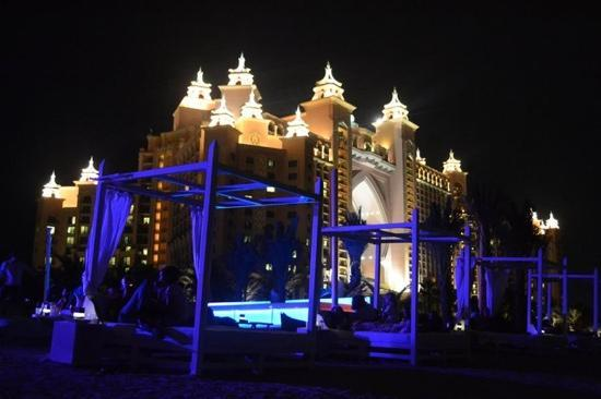 Atlantis, The Palm : nasimi beach