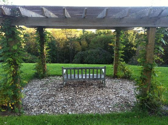 Kripalu Center for Yoga and Health: Quiet spot to soak up nature