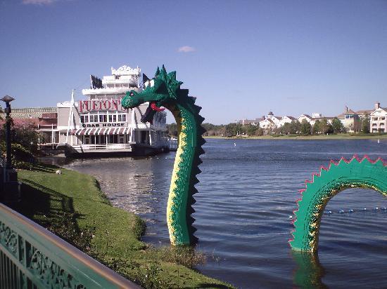 Walt Disney World Resort: downtown disney