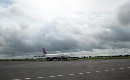 Monrovia, Liberia  Roberts-field airport