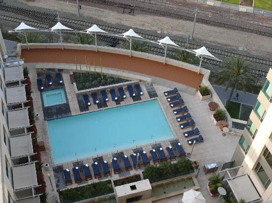 Omni Hotel Pool San Diego