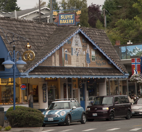 Poulsbo, Etat de Washington : Sluys' Bakery