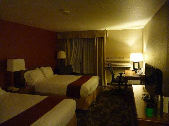 Holiday Inn Express Hotel & Suites Idaho Falls: Holiday Inn Express