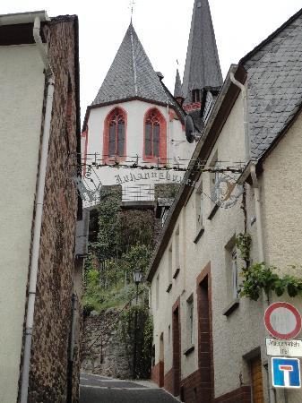 Pension Marliese Steffens: Cute town to wander in
