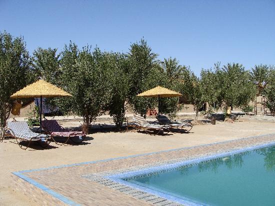 Haven La Chance Desert Hotel: The swimming pool