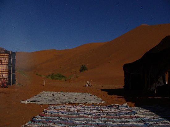Haven La Chance Desert Hotel: The camp in the desert
