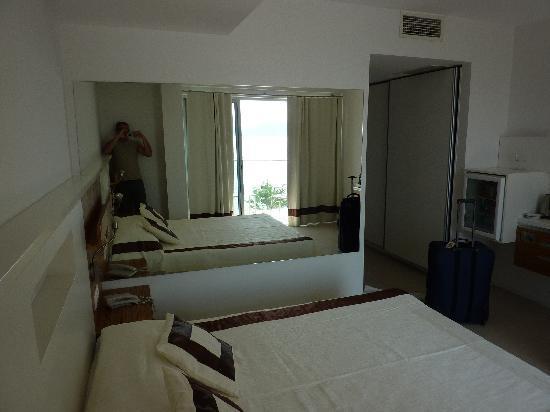 Delta Hotel: stanza