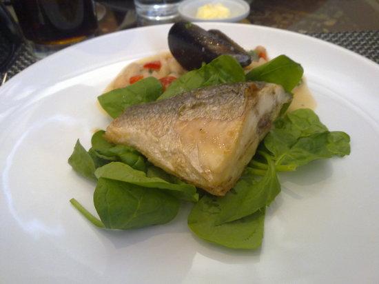 GSpot Gastronomia: Dourada servida