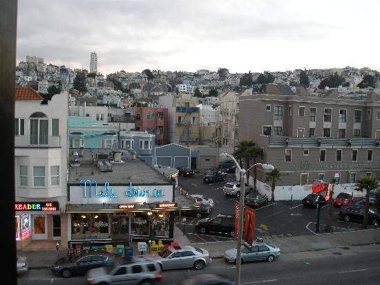 Vue Depuis Notre Chambre Picture Of Cow Hollow Inn And