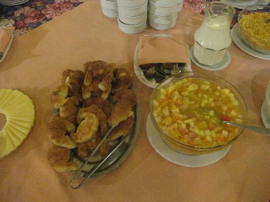 Hosteria El Retorno: O café da manhã