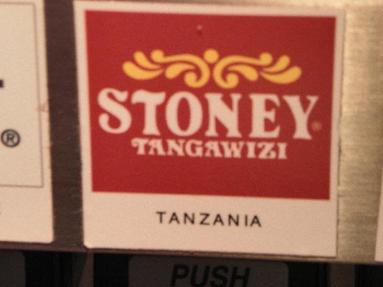 World of Coca-Cola: Stoney Tangawezi!