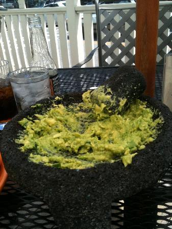 Frida's Taqueria and Grill: Guacamole