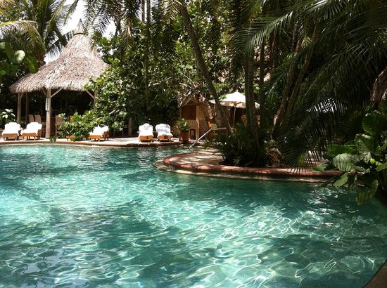Little Palm Island Resort & Spa, A Noble House Resort: The Pool