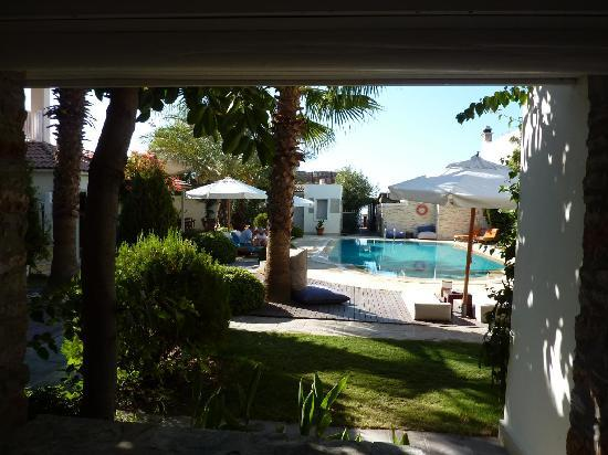 Sah Hotel: vista dalla stanza