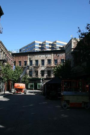 Warner Bros. Studio Tour Hollywood: Backlot