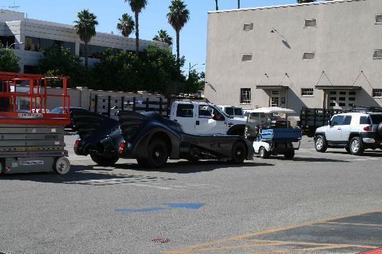 Warner Bros. Studio Tour Hollywood: The Batmobile