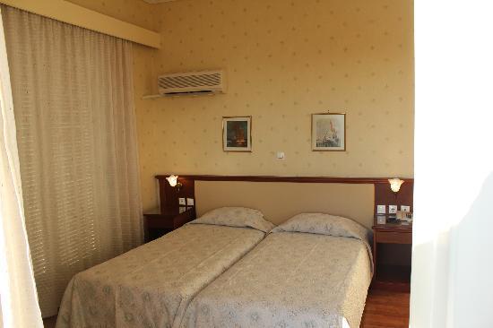 Hotel Park : Bedroom