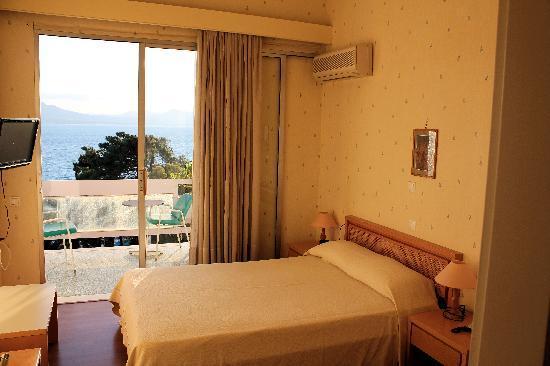 Hotel Park : Double Bedroom