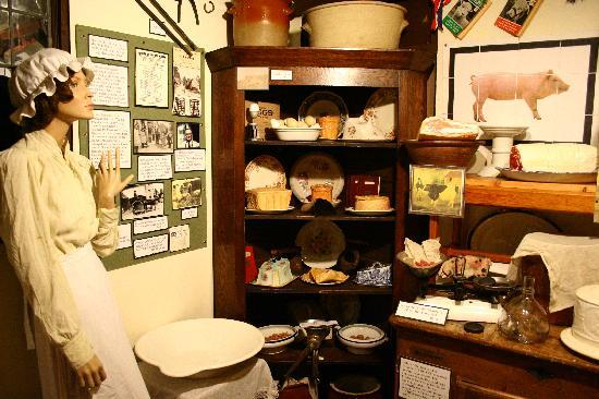 Ashdon Village Museum: Museum display