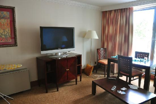 Sanctum International Serviced Apartments : lounge