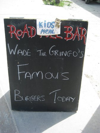 Roadkill: Wade The Gringo Burgers