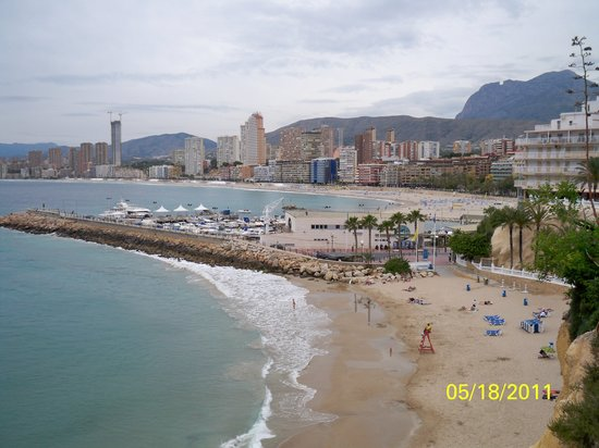 Playa de Levante: Lavante Beach