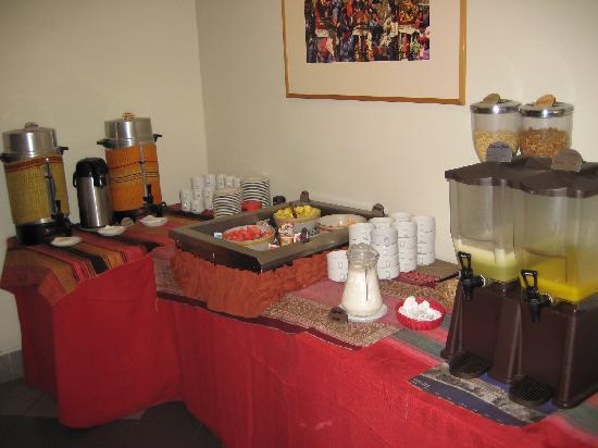 Casa Andina Classic - Miraflores San Antonio: breakfast