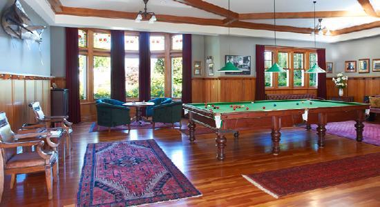 Glen Aros Country Estate : Glen Aros Games Room