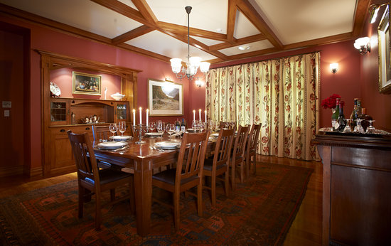 Glen Aros Country Estate: Glen Aros Dining Room
